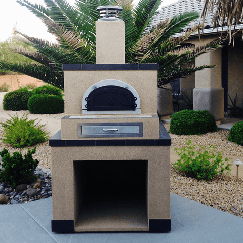 Chicago Brick Oven CBO-750 Pizza Oven Bundle
