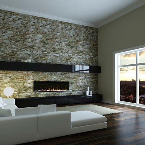 "Image of Dimplex IgniteXL® 50"" Linear Electric Fireplace"