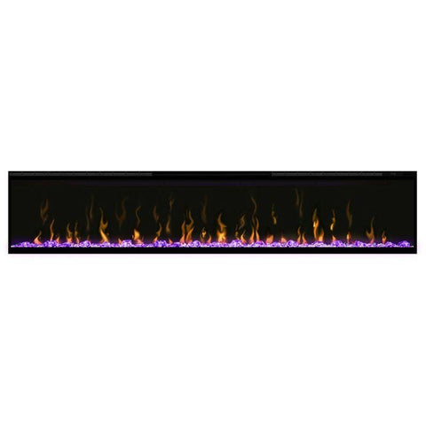 "Image of Dimplex IgniteXL® 74"" Linear Electric Fireplace"