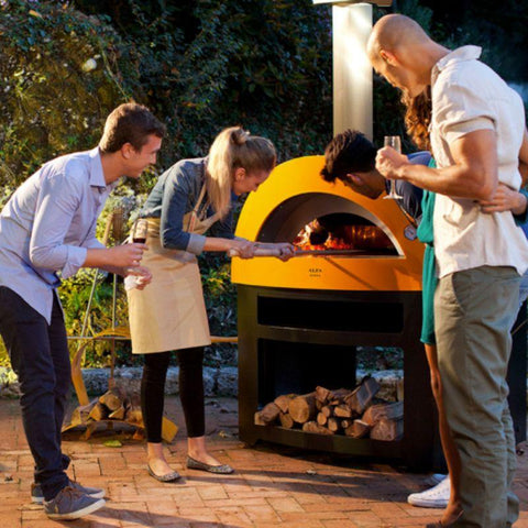 Image of ALFA Allegro Garden Pizza Oven