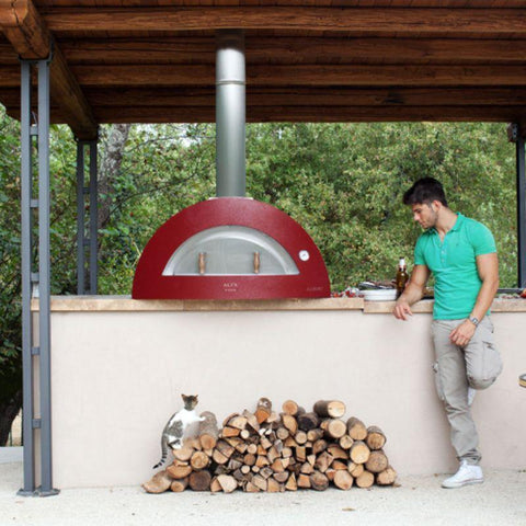 Image of ALFA Allegro Table top Patio Pizza Oven