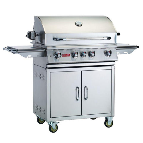 "Image of Bull BBQ Angus 30"" Grill on Cart 44000"