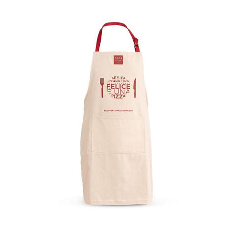 Image of Alfa Ovens Kit Pizzaiolo Apron