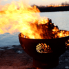 Image of Fire Pit Art- Beachcomber
