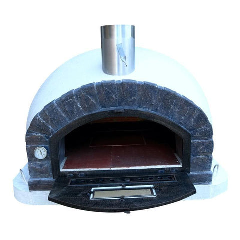 Image of Brick Wood Fired Oven | Authentic Pizza Ovens Brazza