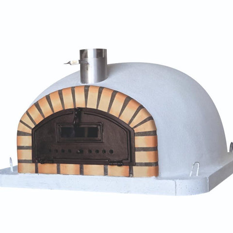 Image of Brick Pizza Oven - Pizzaioli Wood Fired Oven