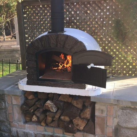 Image of Famosi Brick Wood Fired Oven