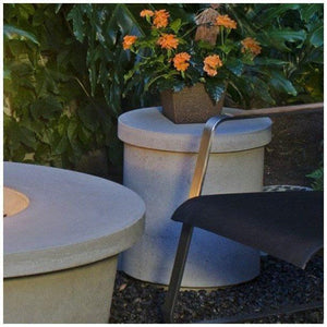 Contempo Tank/End Table Fire Pit Accessory - American Fyre Designs