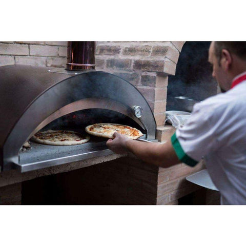 Necessories Kitchen Nonno Pizzaiolo Wood Fired Outdoor Oven