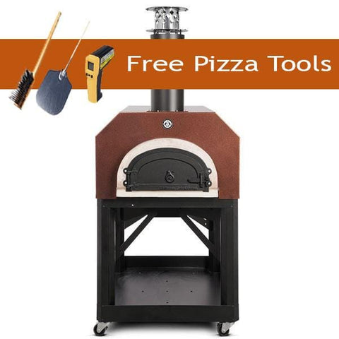 Image of Chicago Brick Oven 750 Portable Wood Fired Oven - Copper