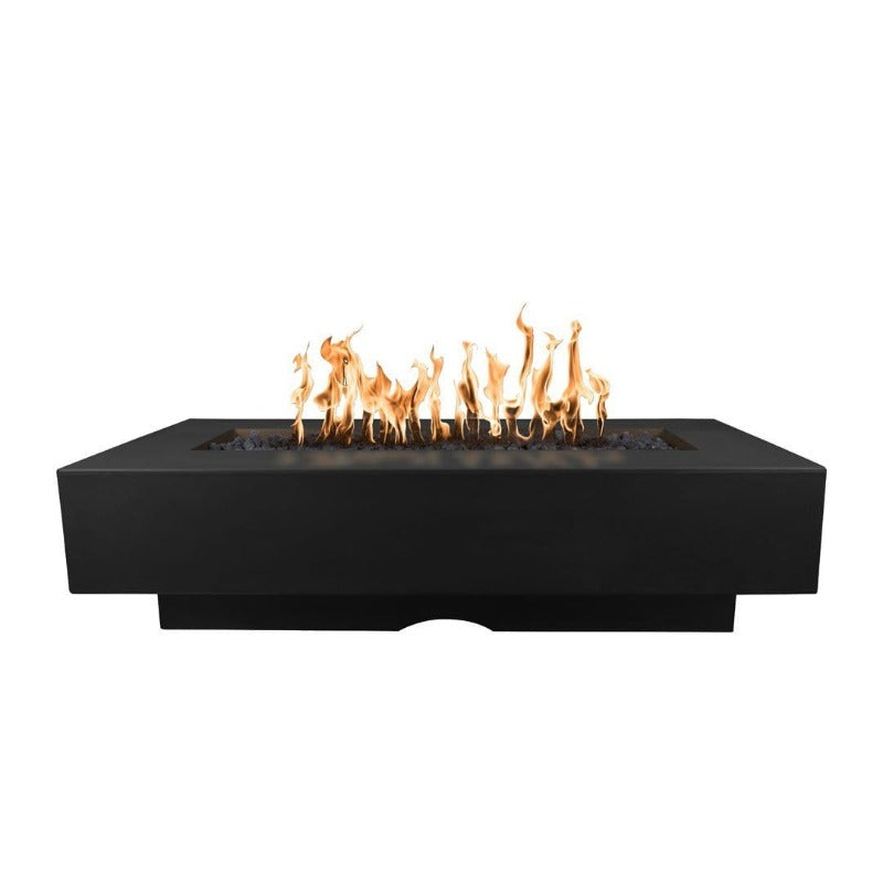 Del Mar Fire Pit - Black