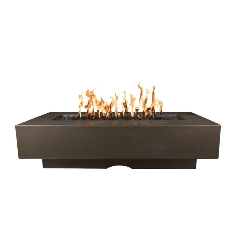 Del Mar Fire Pit - Chocolate