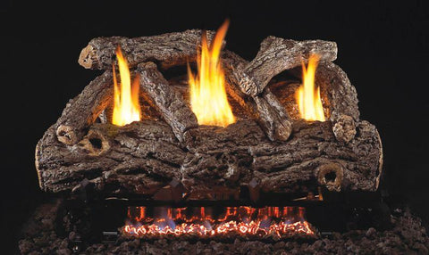 G9 Vent-Free Golden Oak Designer Gas Log Set