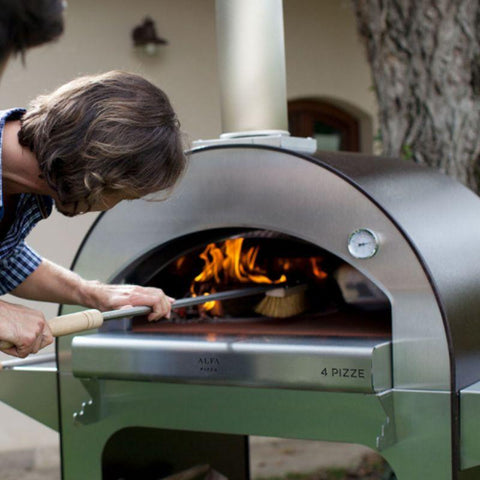 Image of ALFA 4 Pizze Wood Fired Pizza Oven
