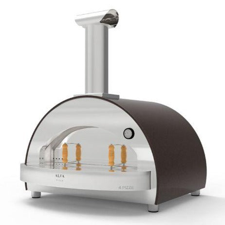 ALFA 4 Pizze Tabletop Wood Fired Oven