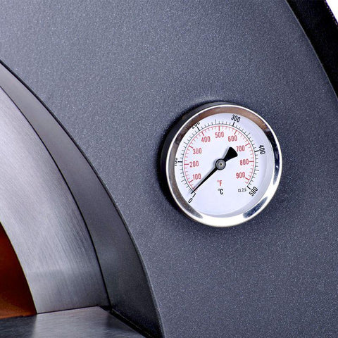 Image of Alfa Ciao Wood Fire Oven Thermometer