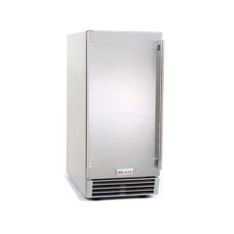 Image of Blaze 50 Lb. 15 Inch Outdoor Ice Maker With Gravity Drain