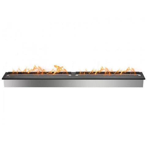 Image of Ignis EB6200 Ethanol Fireplace Burner Insert - BLACK