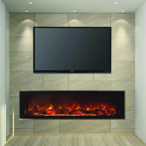 Wall Mounted Landscape Electric Fireplace