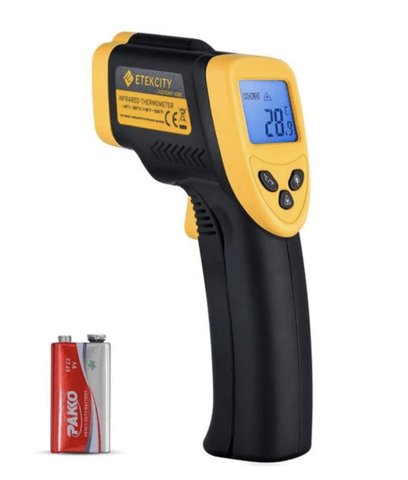 Infrared Thermometer Temperature Gun - Lasergrip 1080