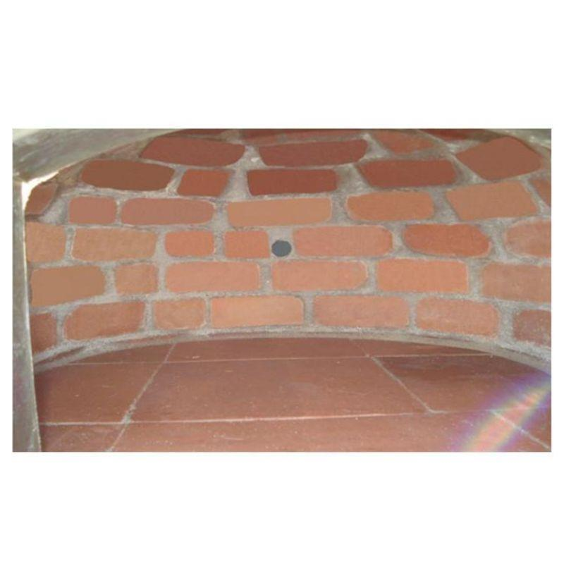 Ventura PREMIUM Red Brick Pizza Oven