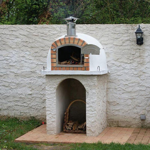 Image of Lisboa Brick Pizza Oven