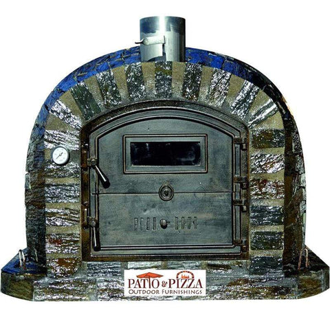 Stone pizza oven by Authentic Pizza Ovens
