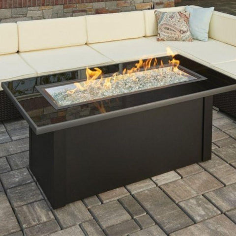 Fire Table | Outdoor Greatroom | Monte Carlo