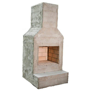 Round Grove Mini Outdoor Fireplace FP1200
