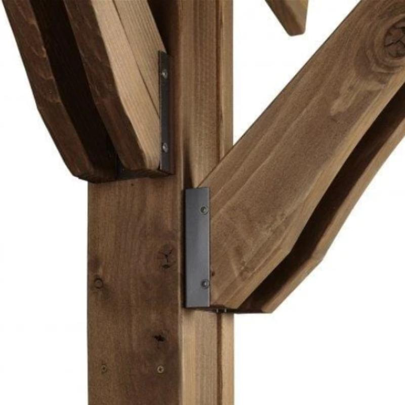 Sonoma Wood Pergola Kit Beams