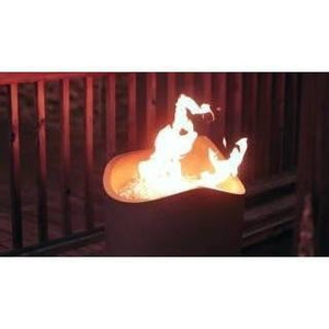 Fire Urn: Wave By American Fyre Designs