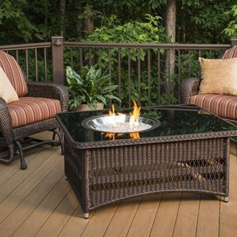 Fire Table | NAPLES-CT-B-K