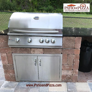 Rockwood Necessories Sizzler Grill Cabinet Kit
