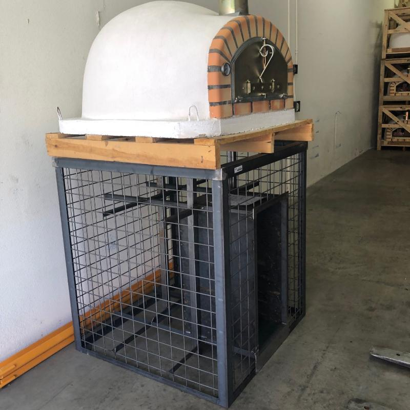 Pizza Oven Stand for Lisboa Brick Oven