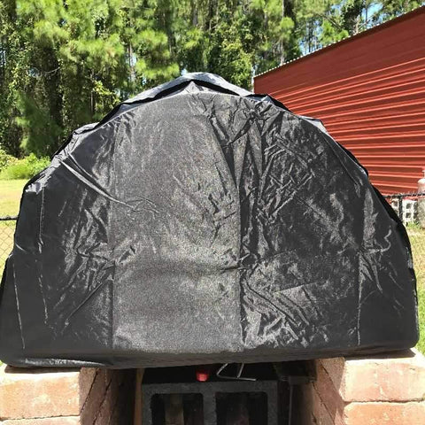 Image of  Prime Large Pizza Oven Cover