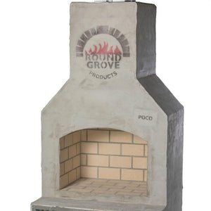 Round Grove Poco Outdoor Fireplace FP1400