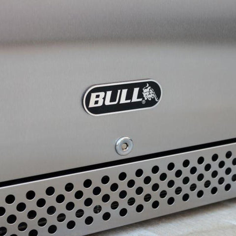 Bull Premium Outdoor Rated Stainless Steel Fridge Series II