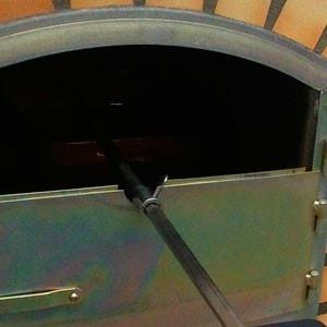 Authentic Pizza Ovens Spit/Rotisserie for Brick Oven - Patio & Pizza - 3