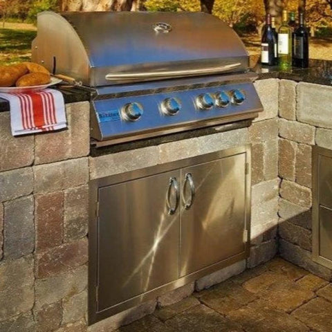 Rockwood Sizzler Grill Cabinet Kit