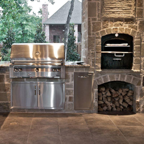 Image of Tuscan GX-CM Deluxe Family Countertop Pizza Oven