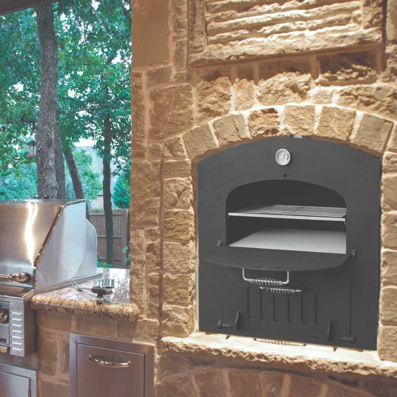 Tuscan GX-CM Deluxe Family Countertop Pizza Oven