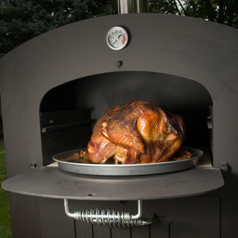 Image of Tuscan GX-B1 Medium Wood Oven With Cart