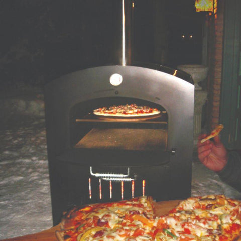 Image of Tuscan GX-C1 Mini Pizza Oven With Cart