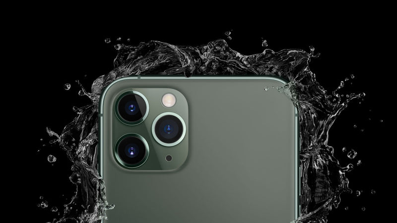 iPhone 11 Pro Camera vs. DSLR