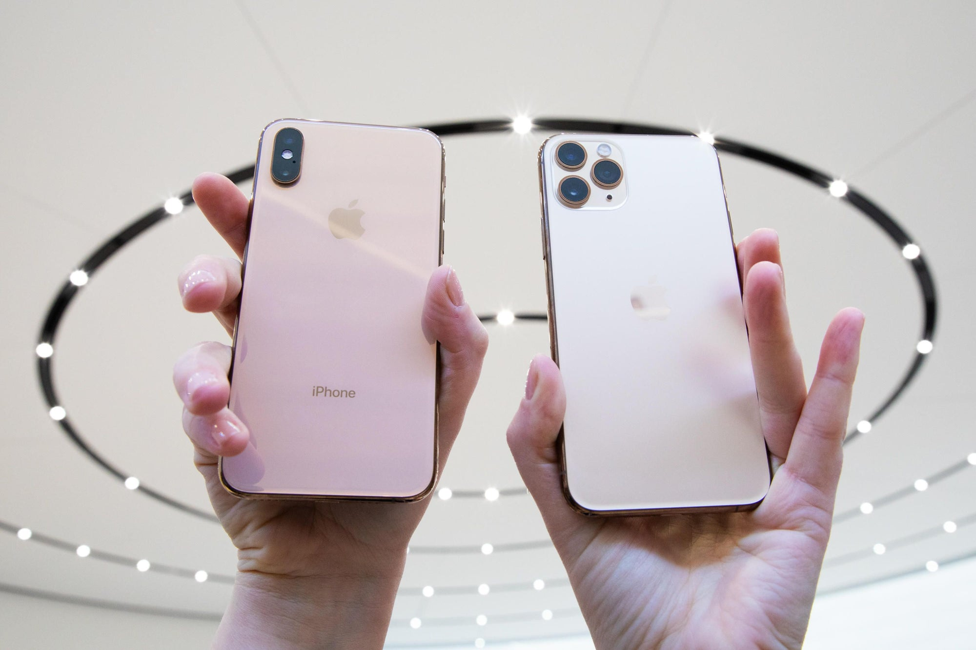 The iPhone standoff; iPhone 11 Pro or iPhone X?