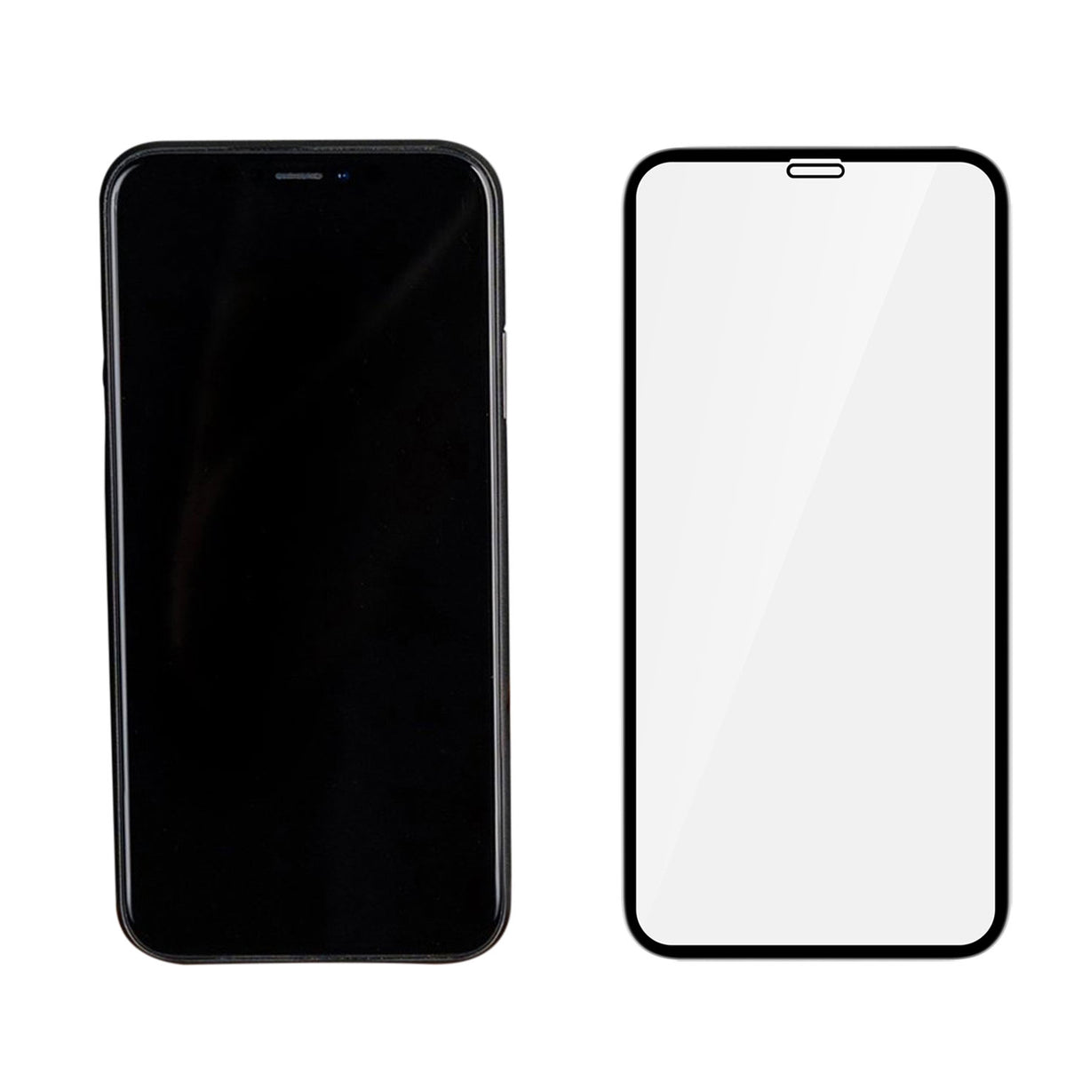 iPhone X Glass Screen Protector (Curve Edge)