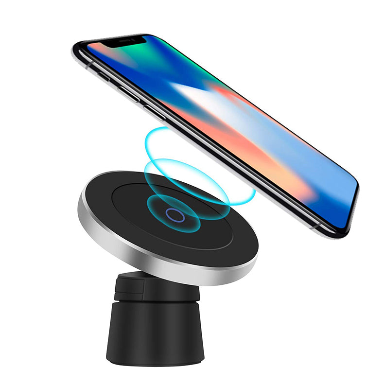 Go Free - 10W Fast Wireless Car Charger