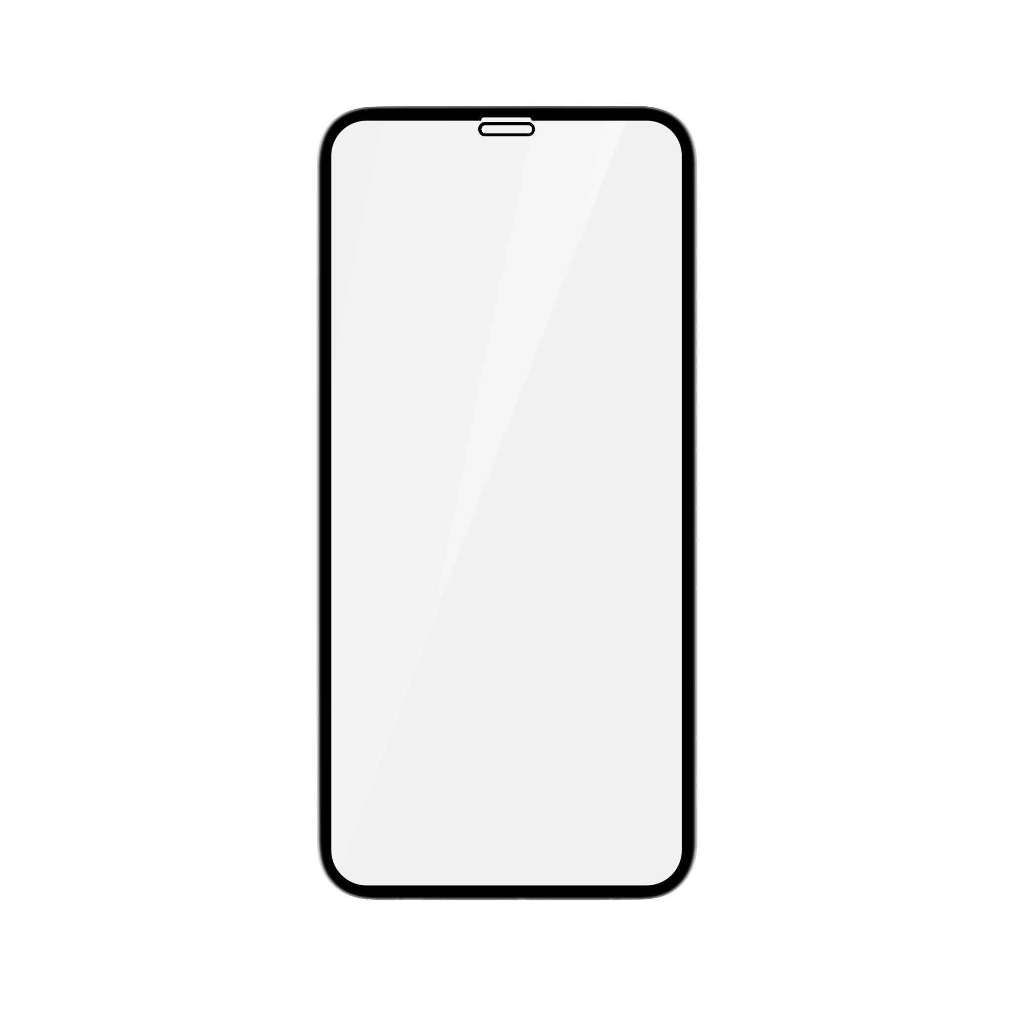 best service 0aa04 3437c Curve Edge iPhone XS Max Screen Protector