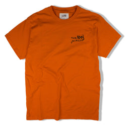 2017 Basics, Standard Fit Tee - Orange