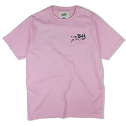 2017 Basics, Standard Fit Tee - Light Pink